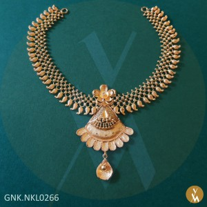 Gold Necklace (GNK.NKL0266)