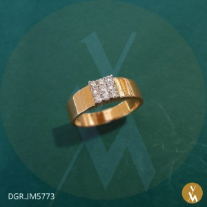 Diamond Ring-Men (DGR.JM5773)