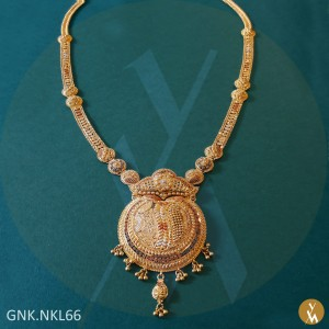 Gold Necklace (GNK.NKL66)