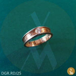 Diamond Ring-Men (DGR.RDJ25)