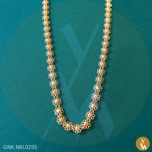 Gold Necklace (GNK.NKL0295)