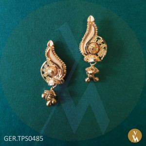 Gold Earrings (GER.TPS0485)