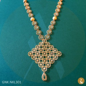 Gold Necklace (GNK.NKL301)
