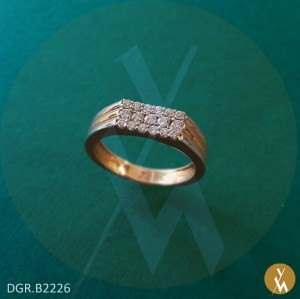 Diamond Ring-Men (DGR.B2226)