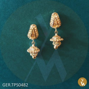 Gold Earrings (GER.TPS0482)