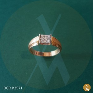 Diamond Ring-Men (DGR.B2571)