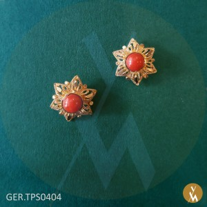 Gold Earrings (GER.TPS0404)