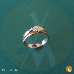Diamond Ring-Men (DGR.RDJ16)
