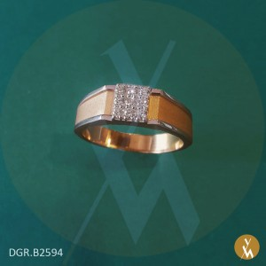 Diamond Ring-Men (DGR.B2594)