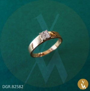 Diamond Ring-Men (DGR.B2582)